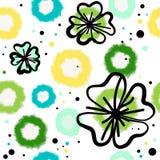 Reticolo di fiore Illustrazione Vettoriale