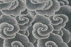 Reticolo di fiore asiatico di stile Immagini Stock