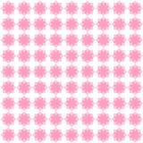 Reticolo di fiore dentellare Illustrazione di Stock