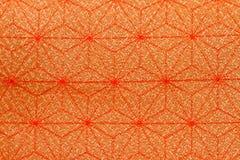 reticolo di furoshiki   Immagini Stock