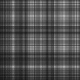 Reticolo di griglia in bianco e nero. Fotografie Stock Libere da Diritti