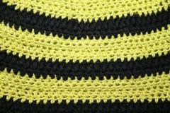 Reticolo di lavoro a maglia Fotografie Stock Libere da Diritti