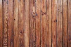 Reticolo di legno della parete delle plance Fotografie Stock