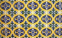 Reticolo di mosaico Immagini Stock
