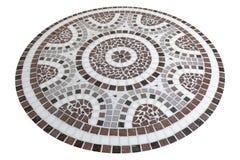 Reticolo di mosaico astratto Fotografie Stock Libere da Diritti