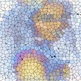 Reticolo di mosaico astratto royalty illustrazione gratis