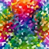Reticolo di mosaico variopinto astratto. Immagini Stock Libere da Diritti