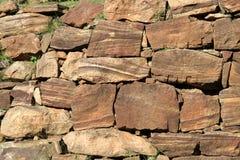 Reticolo di pietra del granulo Immagine Stock Libera da Diritti