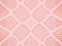 Reticolo di struttura del merletto nel colore rosa Fotografia Stock