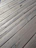 Reticolo di superficie di legno del pavimento Immagini Stock Libere da Diritti