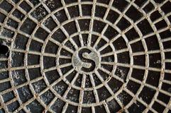 Reticolo di Symmtery Fotografia Stock