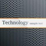 Reticolo di tecnologia Fotografie Stock
