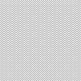 Reticolo di zigzag senza cuciture di vettore Linea struttura di Chevron Fondo in bianco e nero Progettazione minima monocromatica illustrazione vettoriale