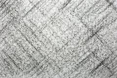 Reticolo diagonale nero su struttura di carta Immagini Stock Libere da Diritti