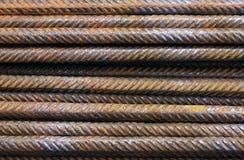Reticolo duro di struttura del metallo Immagini Stock Libere da Diritti