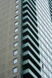 Reticolo edificio di New York Fotografie Stock Libere da Diritti
