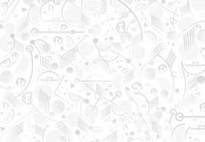 Reticolo festivo astratto illustrazione vettoriale