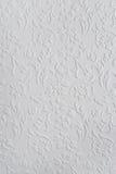 Reticolo floreale bianco dell'annata Fotografia Stock Libera da Diritti