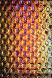 Reticolo Funky della bolla Fotografia Stock Libera da Diritti