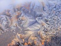 Reticolo gelido Fotografia Stock Libera da Diritti