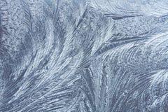 Reticolo gelido astratto Fotografie Stock Libere da Diritti
