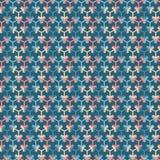 Reticolo geometrico Fotografia Stock