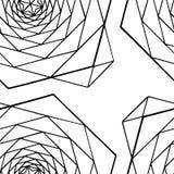 Reticolo geometrico fotografia stock libera da diritti