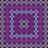 Reticolo geometrico Immagine Stock