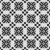 Reticolo geometrico astratto Immagine Stock Libera da Diritti