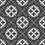 Reticolo geometrico astratto senza giunte Struttura classica d'annata Fotografia Stock
