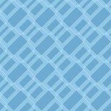Reticolo geometrico astratto senza giunte Struttura di mosaico Illustrazione Vettoriale