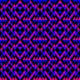 Reticolo geometrico senza cuciture Fotografie Stock Libere da Diritti