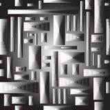 Reticolo geometrico senza giunte illustrazione di stock