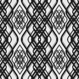 Reticolo geometrico senza giunte Fotografie Stock