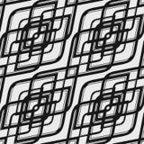 Reticolo geometrico senza giunte Fotografie Stock Libere da Diritti