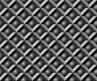 Reticolo geometrico senza giunte astratto. Fotografia Stock