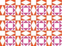 Reticolo geometrico senza giunte di vettore Fotografia Stock Libera da Diritti
