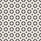 Reticolo geometrico senza giunte Struttura monocromatica illustrazione vettoriale