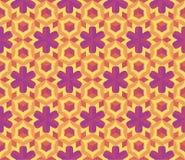 Reticolo geometrico variopinto Fotografia Stock Libera da Diritti
