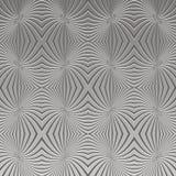 Reticolo grigio Immagine Stock