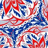 Reticolo 08 Illustrazione di vettore Stile orientale Fotografia Stock Libera da Diritti