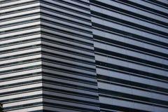 Reticolo moderno della costruzione Fotografie Stock Libere da Diritti