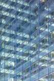 Reticolo moderno della costruzione Fotografia Stock Libera da Diritti