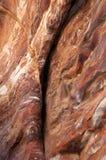 Modello naturale astratto della roccia Fotografia Stock