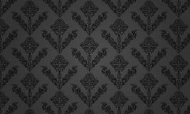 Reticolo nero-grigio Immagine Stock Libera da Diritti