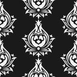 reticolo orientale senza giunte di stile Ornamento arabo Immagine Stock