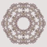 Reticolo ornamentale Fotografia Stock Libera da Diritti