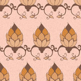 Reticolo ornamentale Fotografie Stock