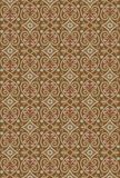 Reticolo ornamentale senza giunte Fotografia Stock Libera da Diritti