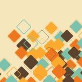 Reticolo quadrato Fotografie Stock